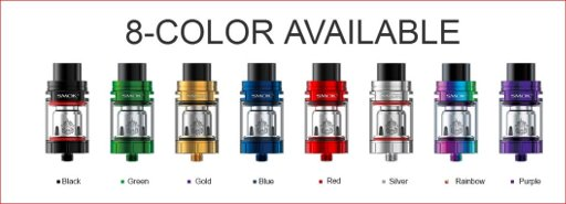 Smok TFV8 X-Baby Beast Brother 4mL Tank Kit
